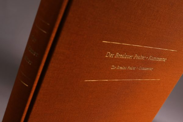 Der Breslauer Psalter